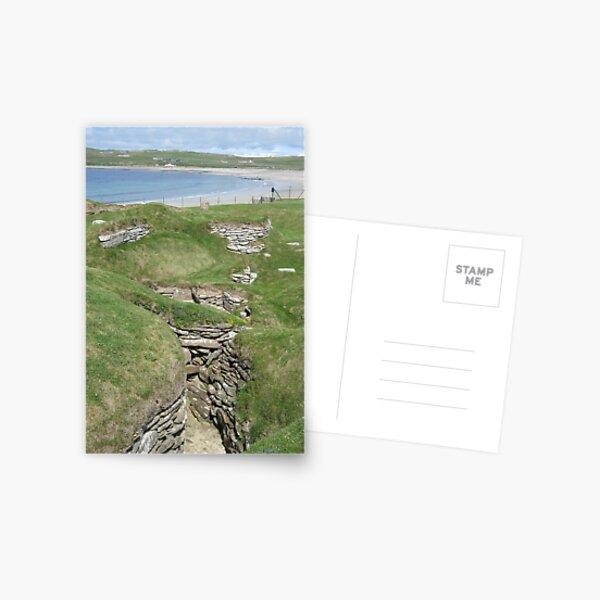 orkney  Postcard