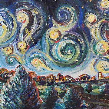 Holy Night by Ochresands
