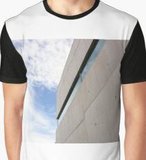 Library lines Graphic T-Shirt