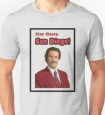 Stay Classy SD1 Unisex T-Shirt