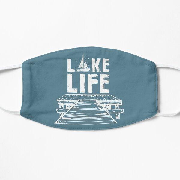 Lake Life on the Dock Mask