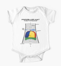 Propeller Hat Flight Dynamics One Piece - Short Sleeve