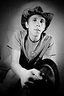 The Boy in the Camo Cowboy Hat by Corri Gryting Gutzman