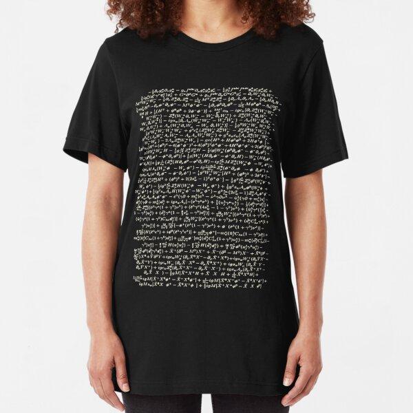 The Standard Model - A Love Poem Slim Fit T-Shirt