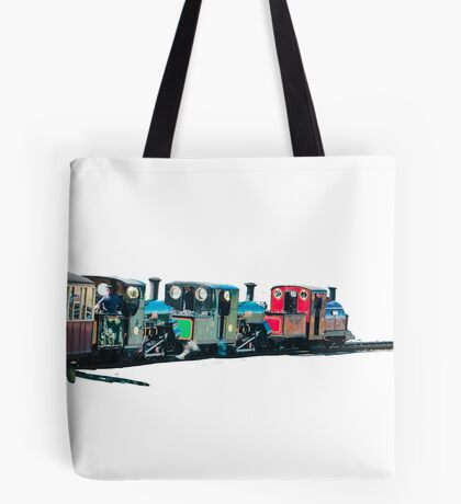 The Snowdonian by whacky Tote Bag