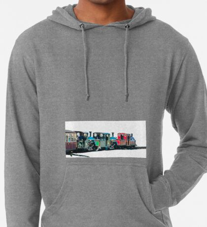 The Snowdonian by whacky Lightweight Hoodie