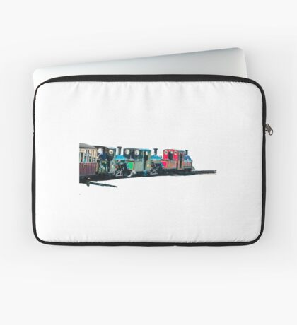 The Snowdonian by whacky Laptop Sleeve