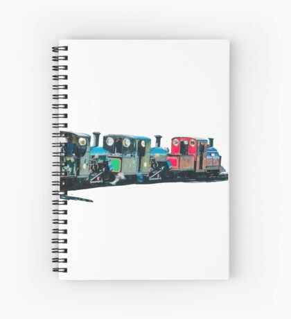 The Snowdonian by whacky Spiral Notebook