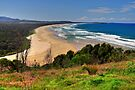 Boambee Beach by Terry Everson