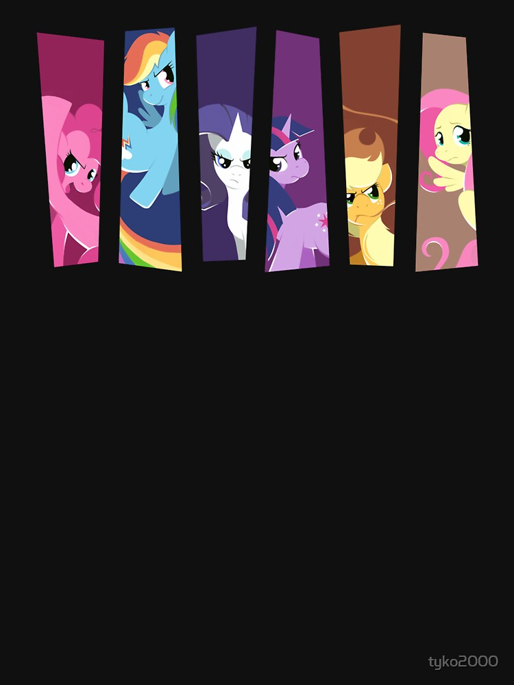 My Little Pony: Choose Your Hero 2 | Unisex T-Shirt