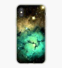 Glowing Nebula iPhone & iPod Case iPhone Case
