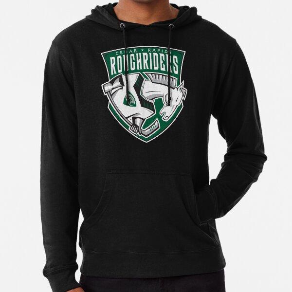 Cedar Rapids RoughRiders Mens Hooded Sweatshirt