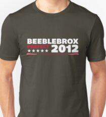 Beeblebrox-Prefect 2012 T-Shirt