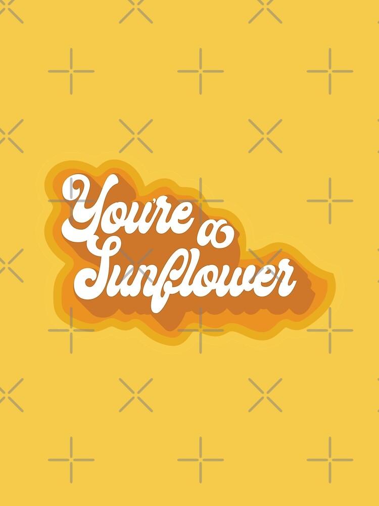 Sunflower by darrianrebecca
