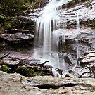 Leura Cascades by William Goschnick