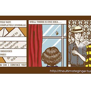 221 Bee by loveginger