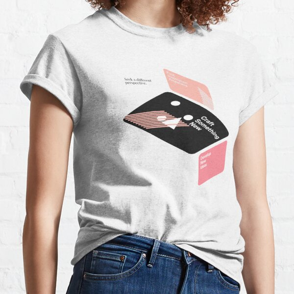 Perspective Matters Classic T-Shirt