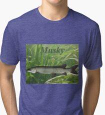 Musky Tri-blend T-Shirt