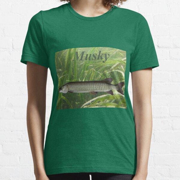 Musky Essential T-Shirt