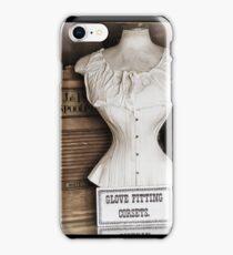 Corset iPhone Case/Skin