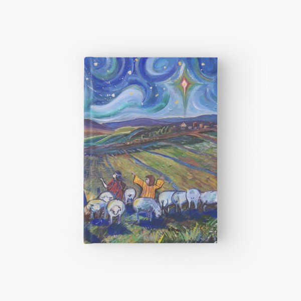 Angels by Night Hardcover Journal