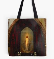 The Altar, St James Cathedral, Riga Tote Bag