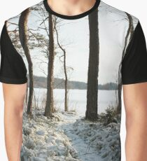 Store Mosse in the winter Graphic T-Shirt