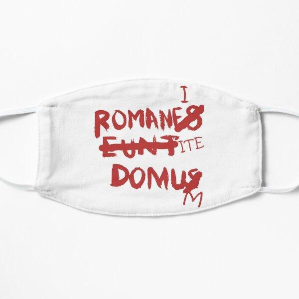 Romanes Eunt Domus Flat Mask