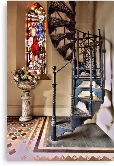 Stairway to Heaven by John Sharp