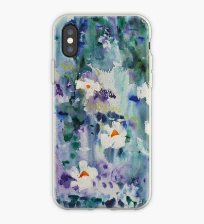 Waterlilies II iPhone Case