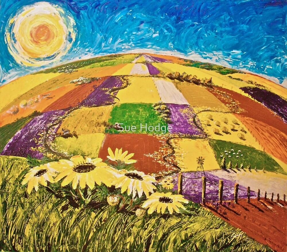 Daisy Chain by Sue Hodge