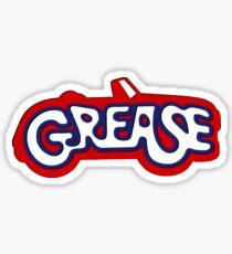 Grease Logo Sticker