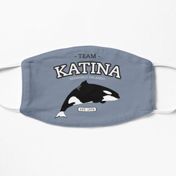 Team Shamu - Katina Flat Mask