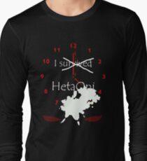 I Survived HetaOni Long Sleeve T-Shirt