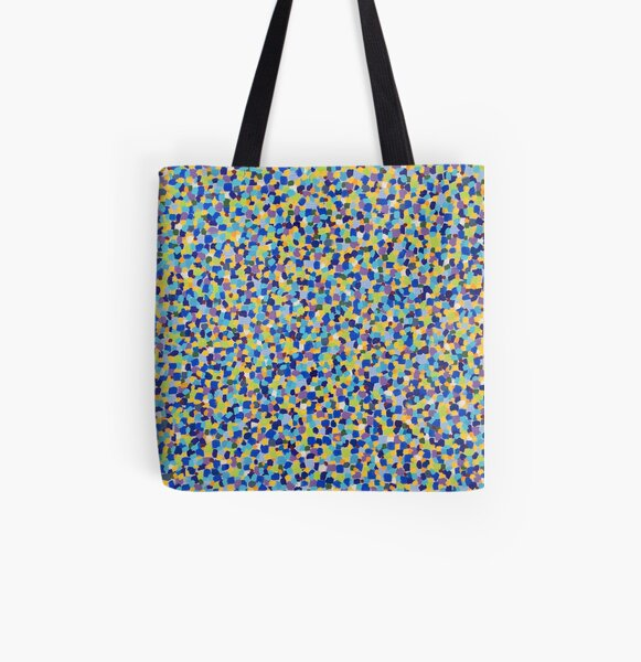 In a Different Light All Over Print Tote Bag