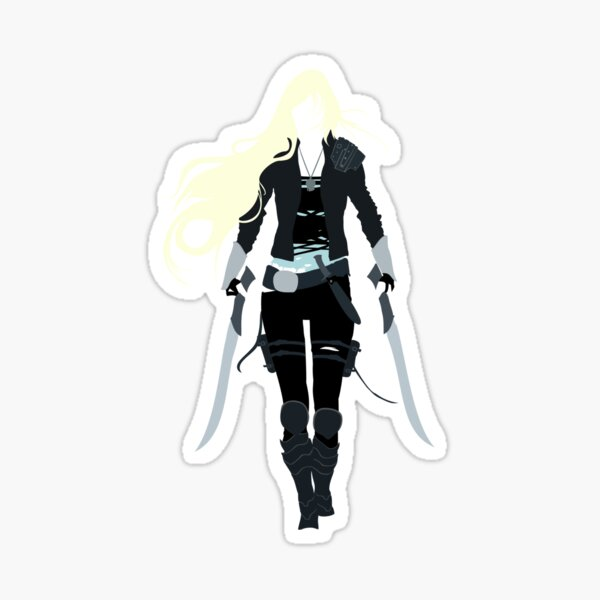 Celaena Sardothien | Throne of Glass Sticker