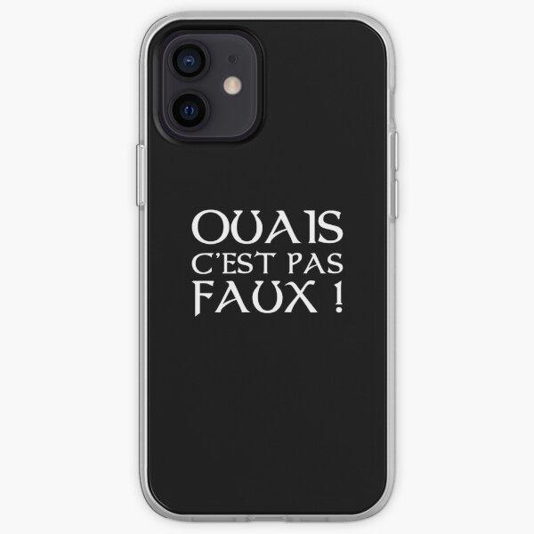 Kaamelott - Ouais, C'est pas faux Coque souple iPhone