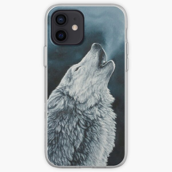 Wolfsong iPhone Soft Case