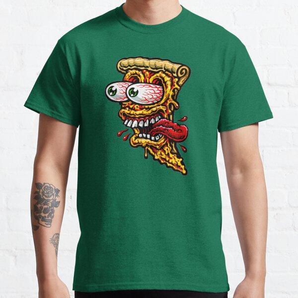 Rat Fink Pizza Classic T-Shirt