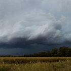 Severe Thunderstorm Panorama by Greg Thomas