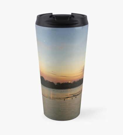 Ross river sunset Travel Mug