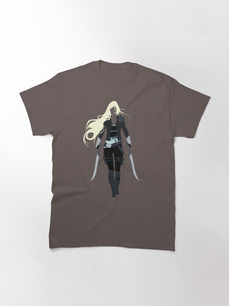 Alternate view of Celaena Sardothien | Throne of Glass Classic T-Shirt