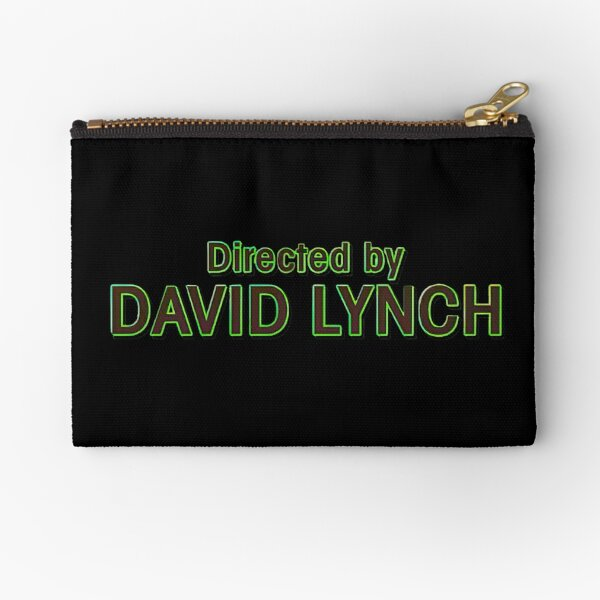 Directed by Zipper Pouch
