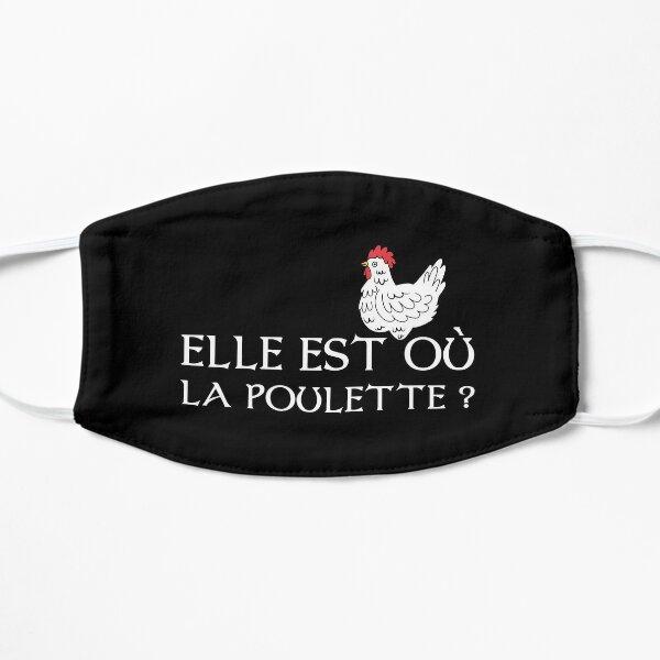 Kaamelott - Elle est ou la poulette ? Masque sans plis
