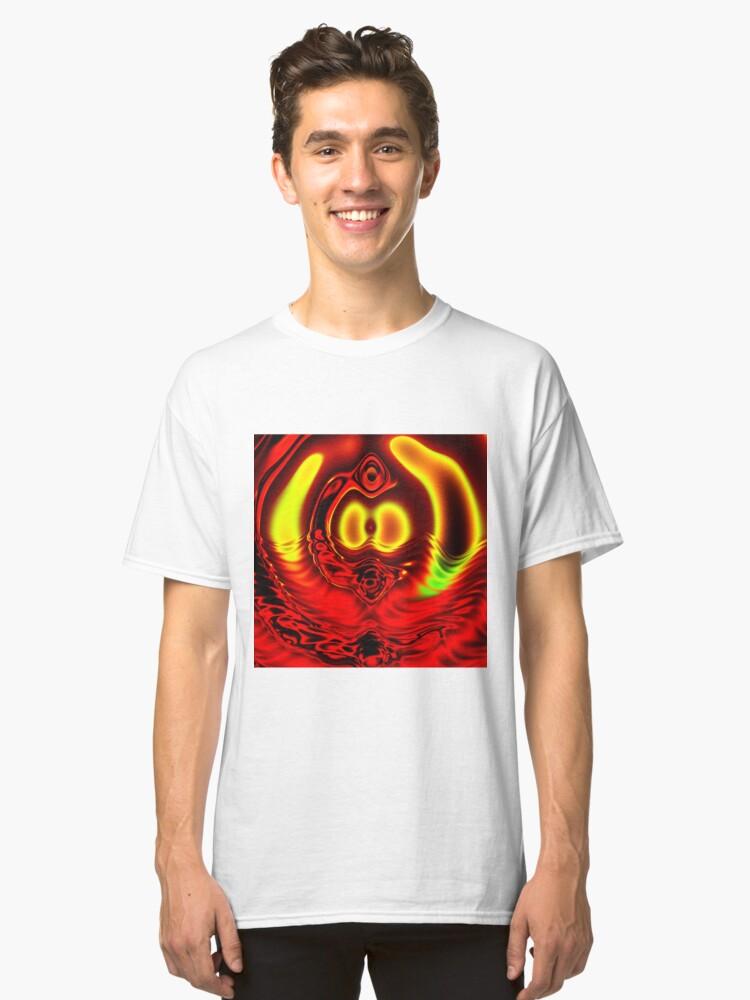 Alternate view of Scuba Diving Classic T-Shirt