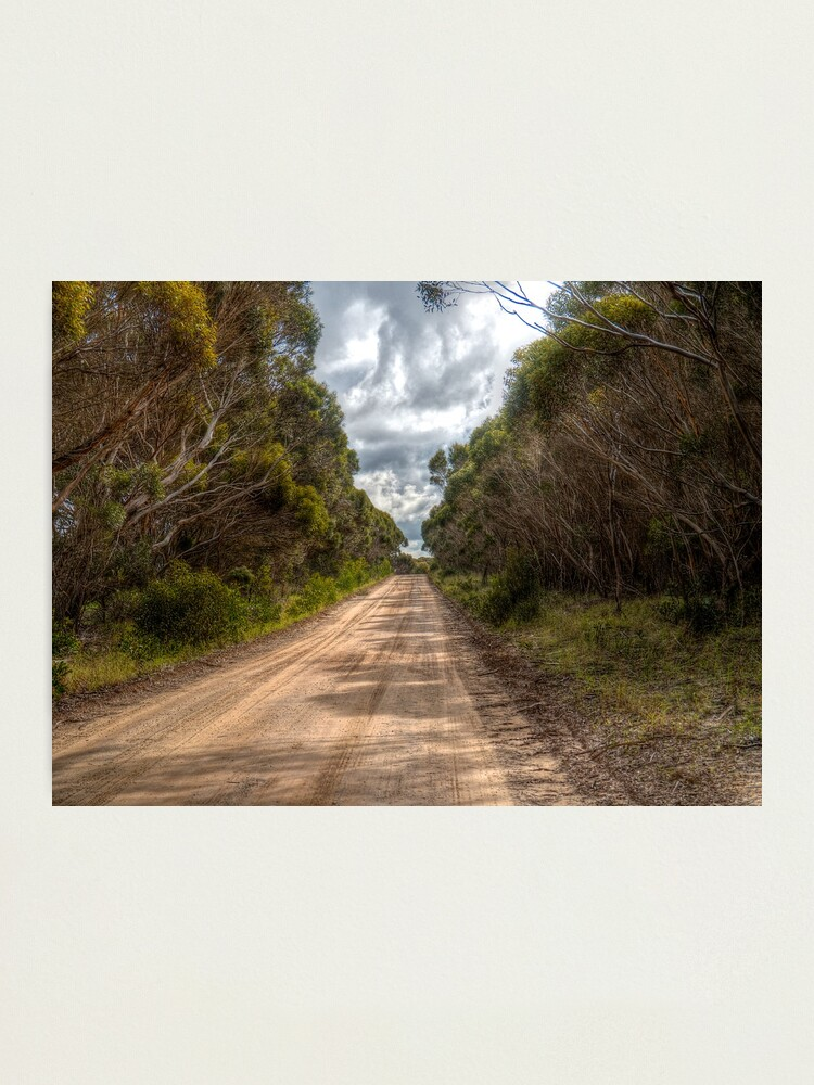 Alternate view of Loverings Road Photographic Print