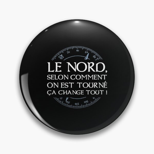 Kaamelott - Le nord ça change Badge