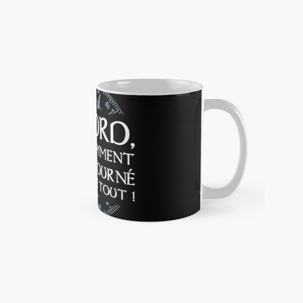 Kaamelott - The north is changing Classic Mug