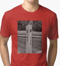 E Street Freeze Out  Tri-blend T-Shirt