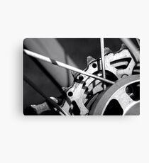 Gears Leinwanddruck